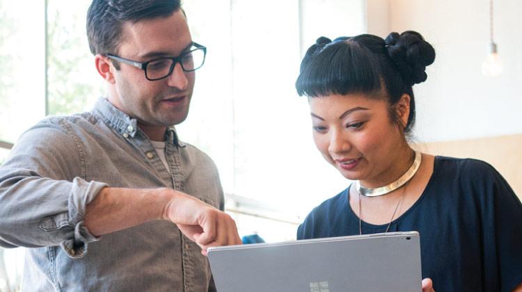 Microsoft 365 webinar series: Online