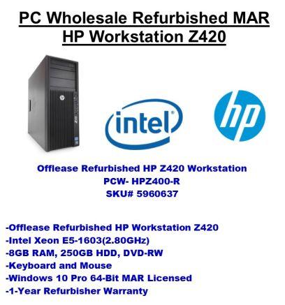 Hp Z420 Workstation Release Date
