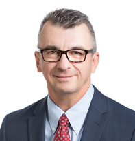 Pierre D. Montminy, Vice President, Retail Product Management