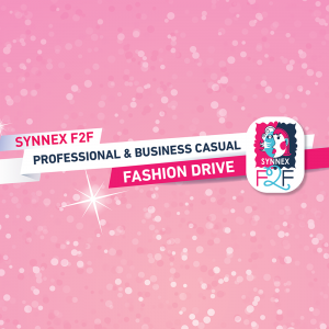 SYNNEX F2F Professional Women's Clothing Drive