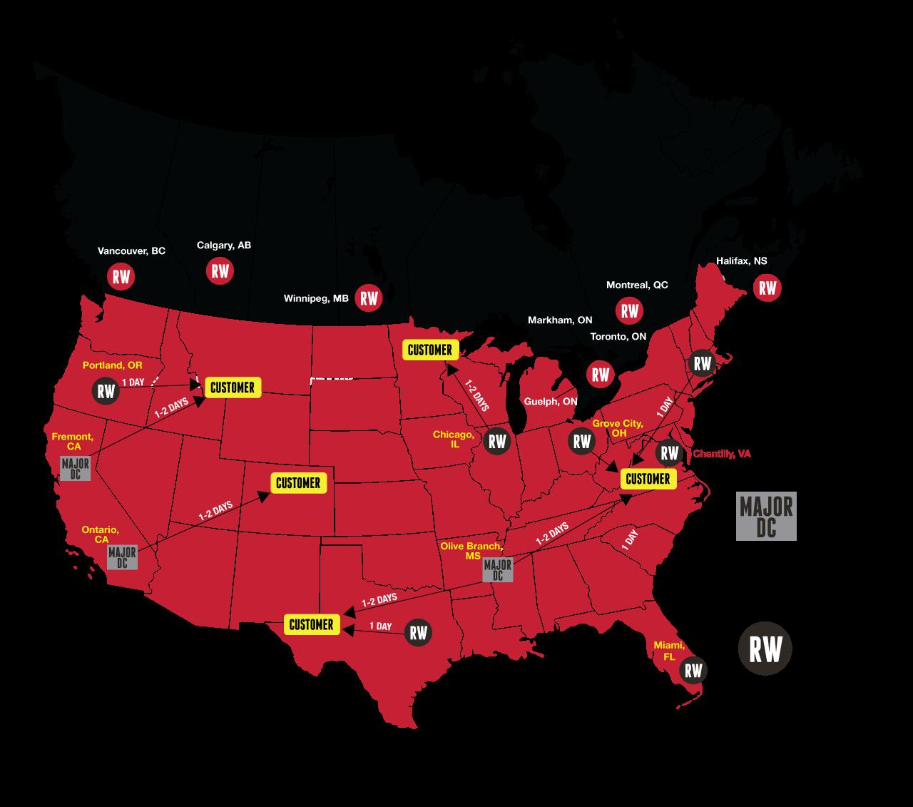 North-American-Warehouses